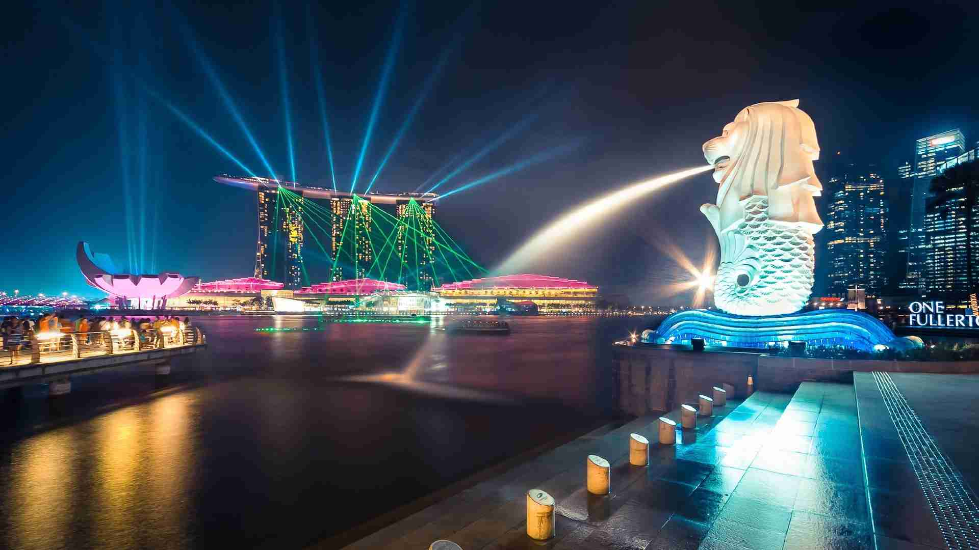 Best Singapore Wallpapers