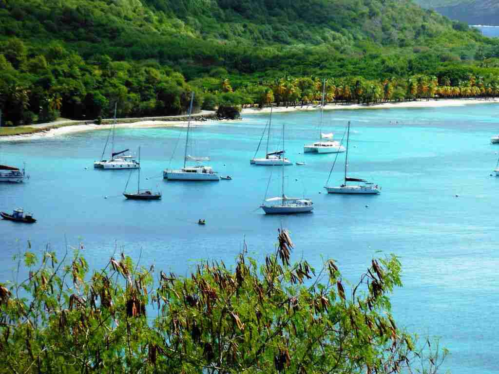 Grenada And The Grenadines Grenada Bluewater Sailing