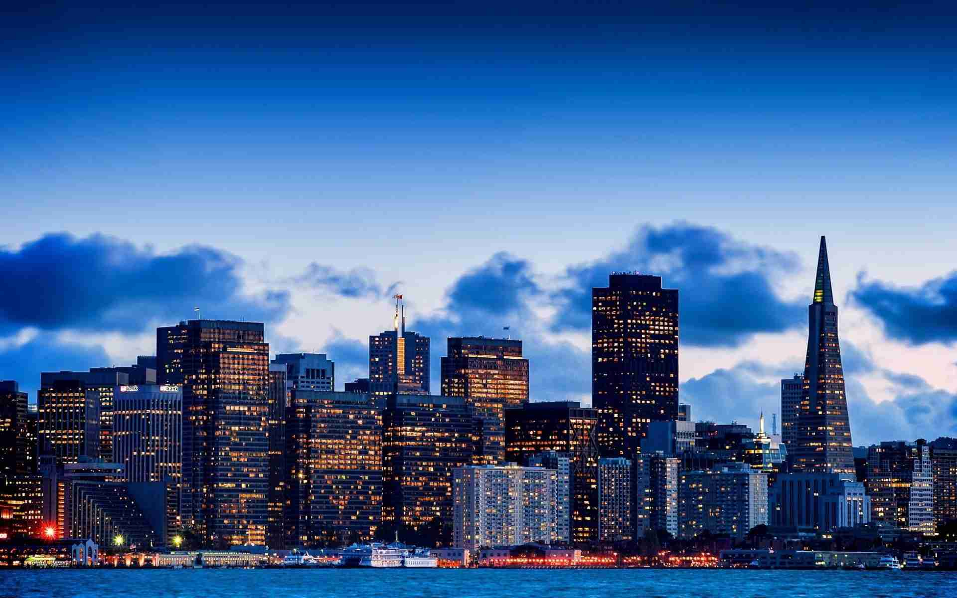 San Francisco City In Country California Hd Picture