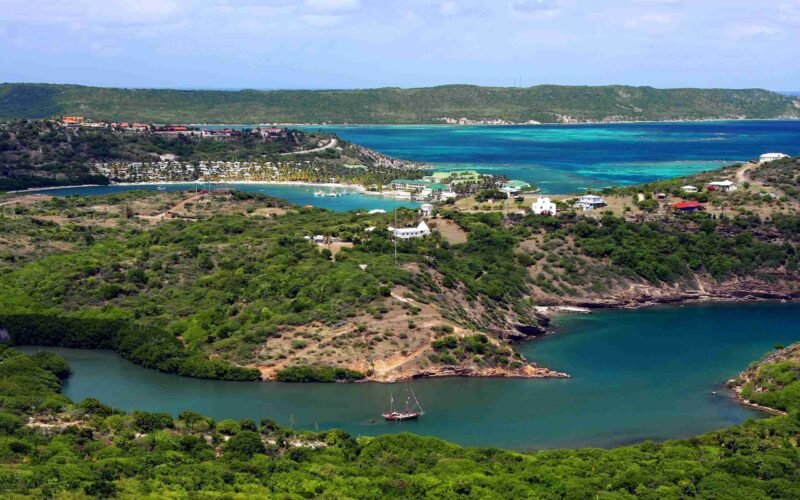 Shirley Heights In Antigua And Barbuda Travel Wallpaper