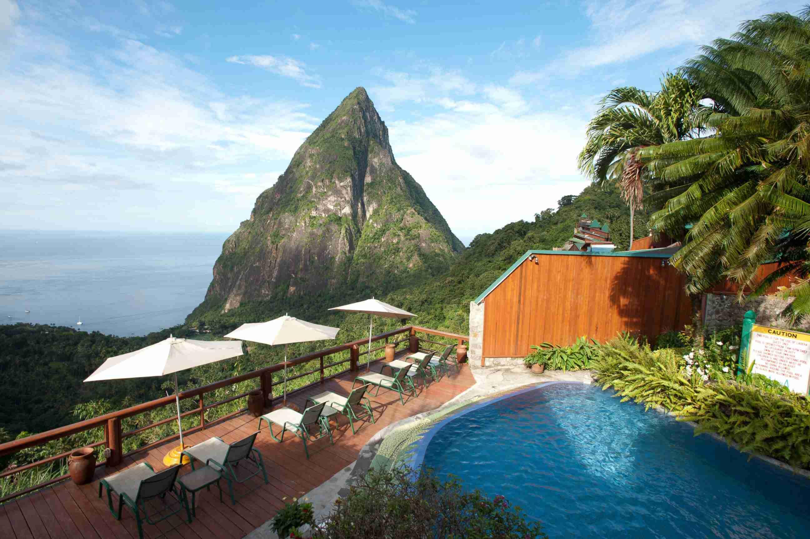 St Lucia Widescreen