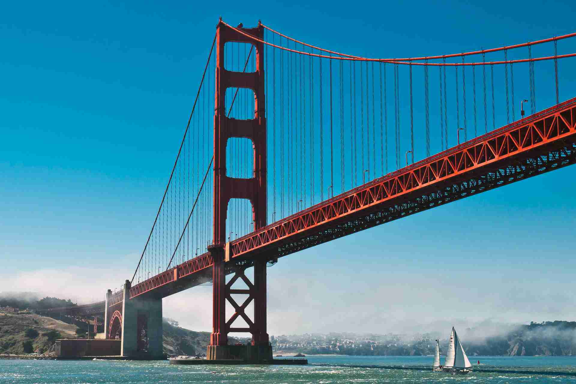 Golden Gate Wallpaper 037