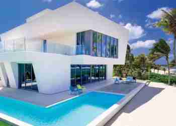 Grand Cayman Rum Point Ultra Contemporary Beach House For Sale 1 1152x600 1