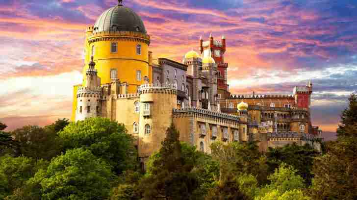 Portugal Pena Palace Sintra 567050498