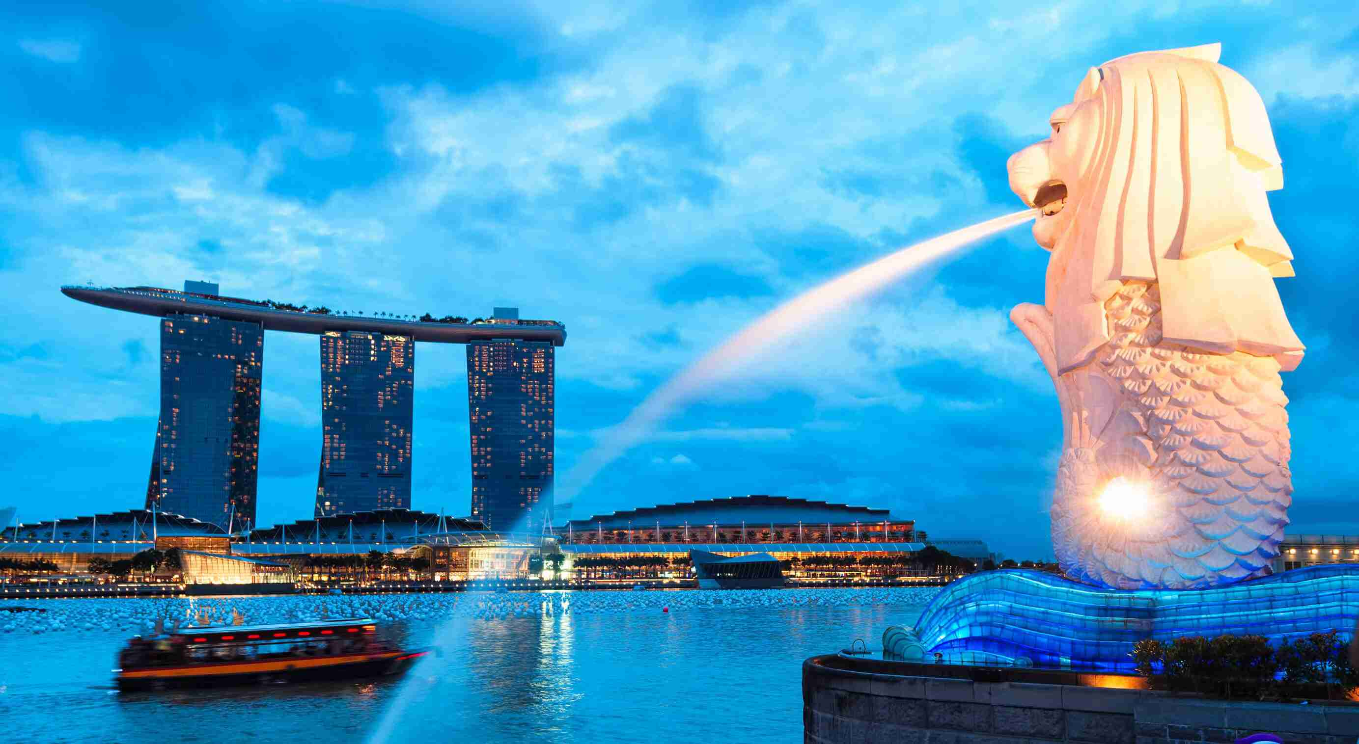 Sights And Scenes Of Beautiful Singapore Hd Wallpaper 2 2767x1516