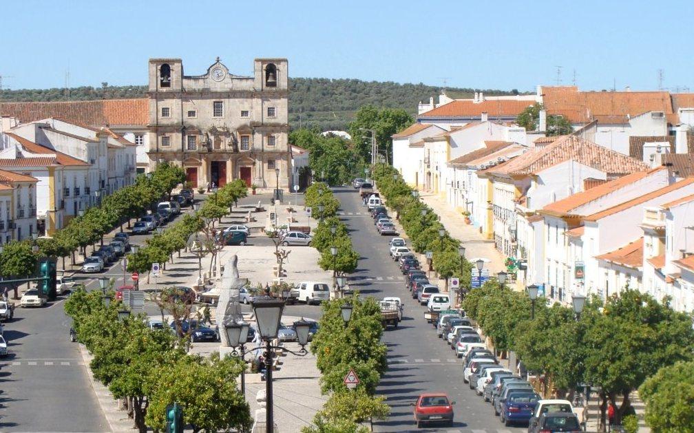Thị trấn cổ kính Vila Vicosia - Bồ Đào Nha