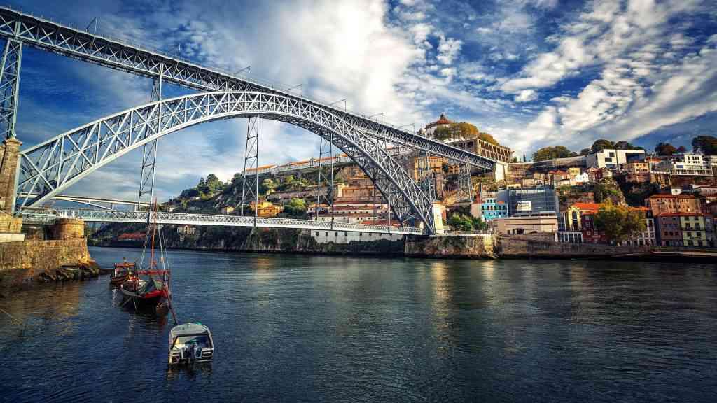 Thành Phố Porto - Golden Visa