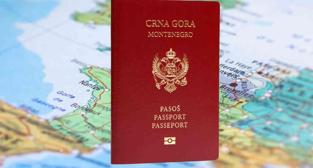 quốc tịch Montenegro