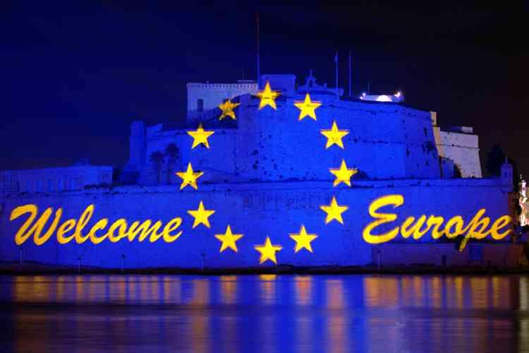 Welcome Europe