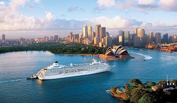55467 Crystal Symphony Sydney
