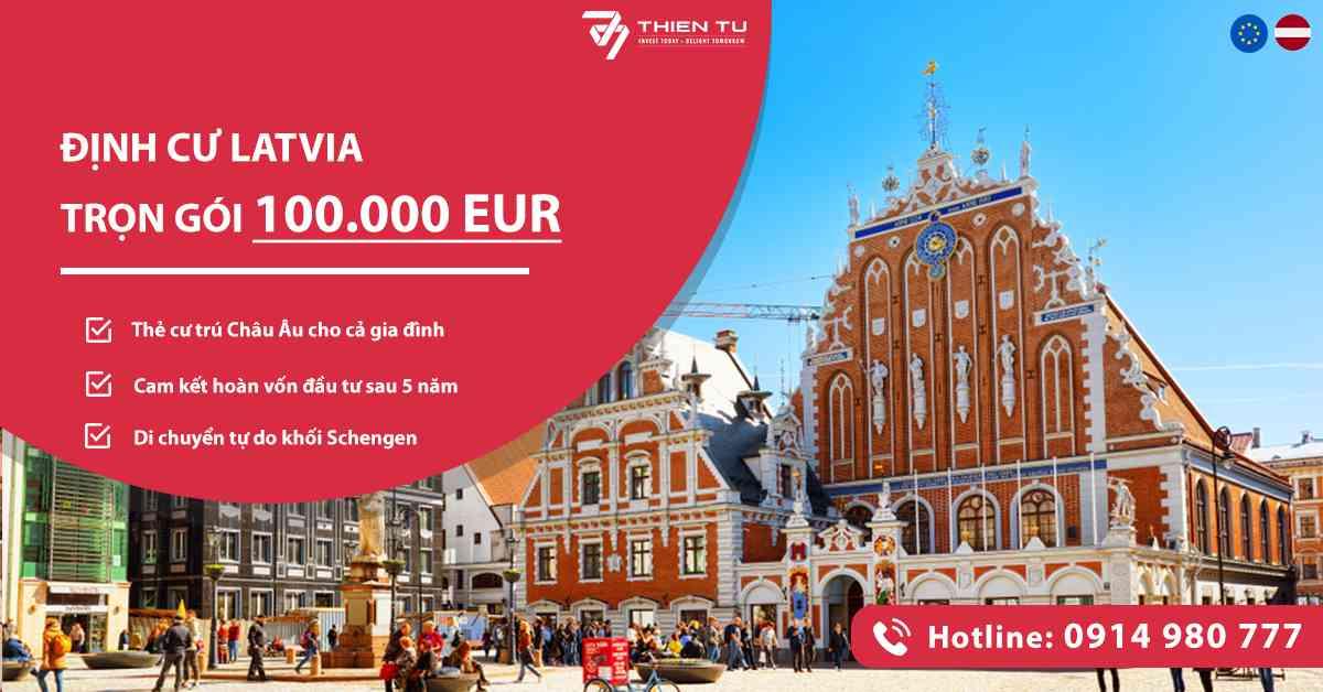 Latvia Banner Treo Website 2