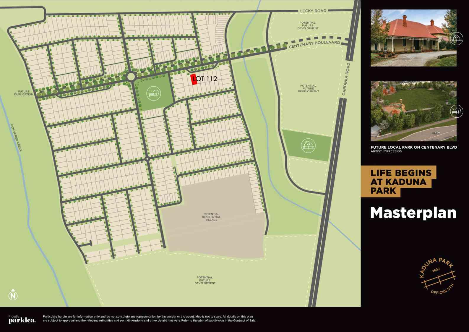 Kaduna Park Masterplan