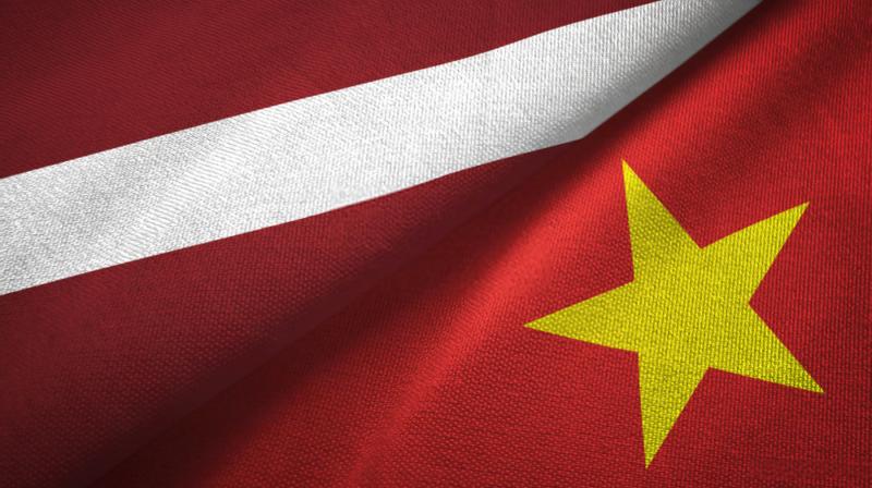 Vietnamese In Latvia