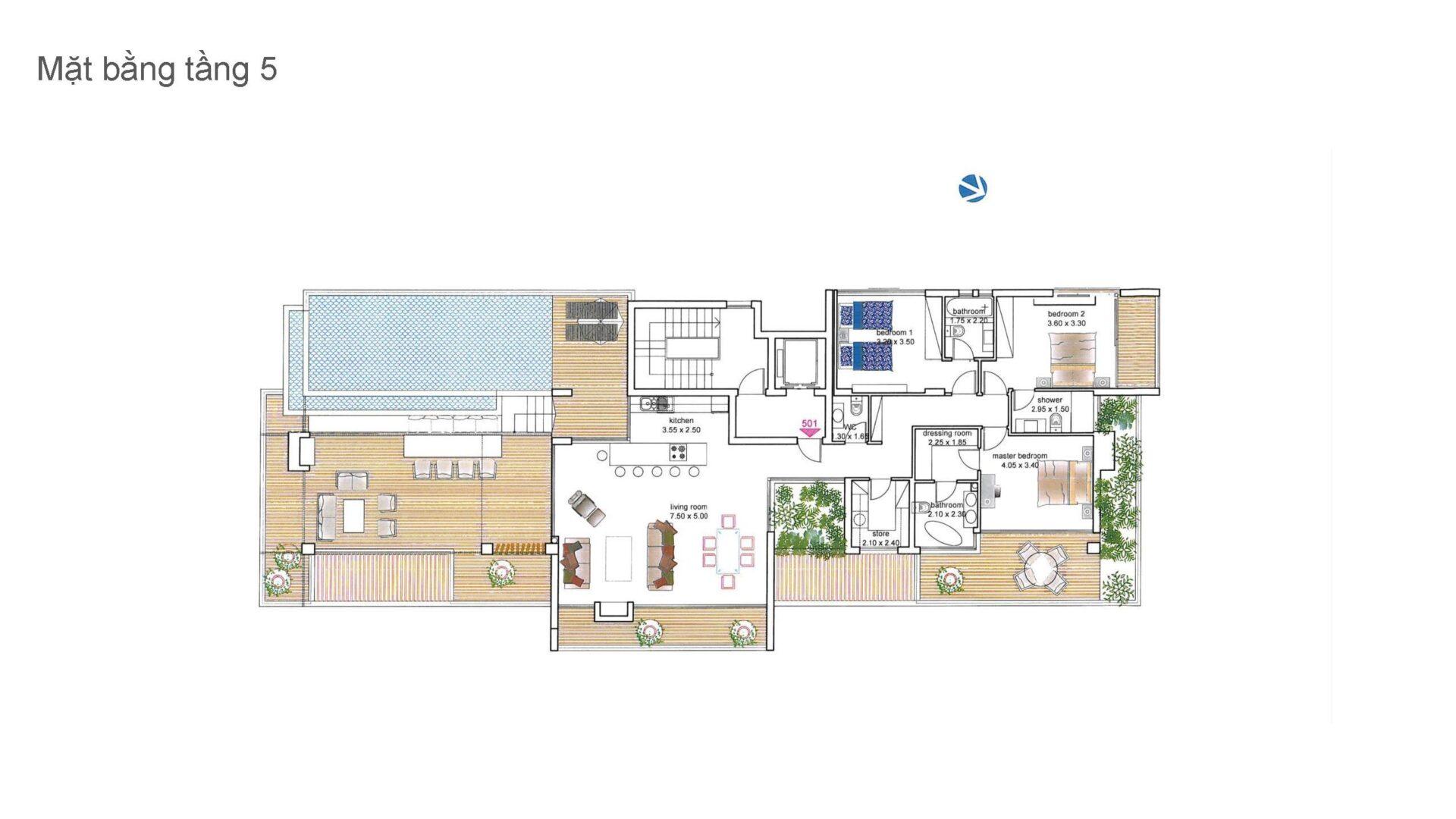 Amathos Residences Viet Page 37